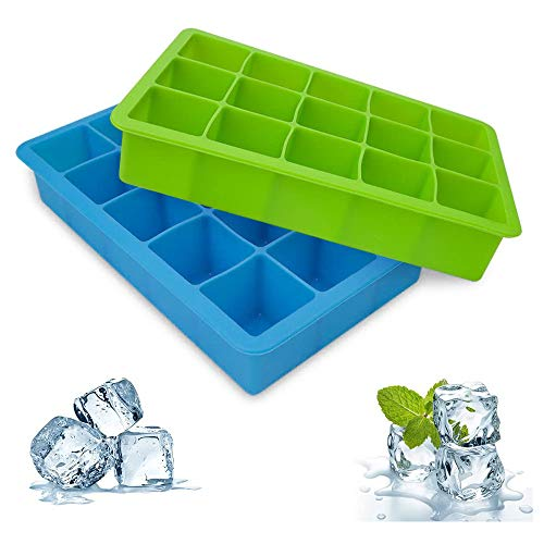 Better than the old style ice cube trays