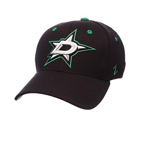 ZHATS NHL Dallas Stars Men's Breakaway Cap, X-Small, Black
