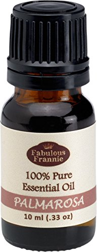 PALMAROSA 100% Pure, Undiluted Essential Oil Therapeutic Gra