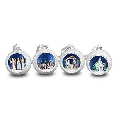 Horse Angel Ornament - 6