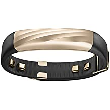 UP3 by Jawbone Heart Rate, Activity + Sleep Tracker, Black Gold Twist