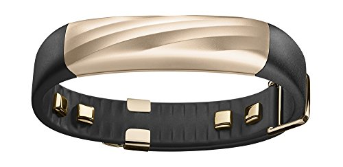 UP3 by Jawbone Heart Rate, Activity + Sleep Tracker, Black Gold - Coach Online Outlet