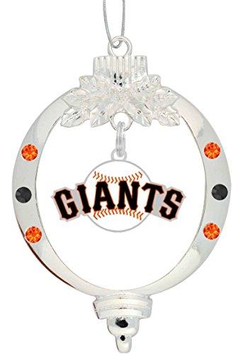 San Francisco Giants Christmas Ornament, Christmas Giants ...
