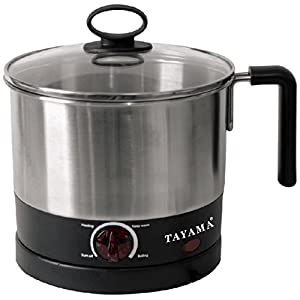 Tayama EPC-01 Noodle Cooker & Water Kettle 1 Liter