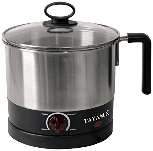 Review Tayama EPC-01 Noodle Cooker & Water Kettle 1 Liter