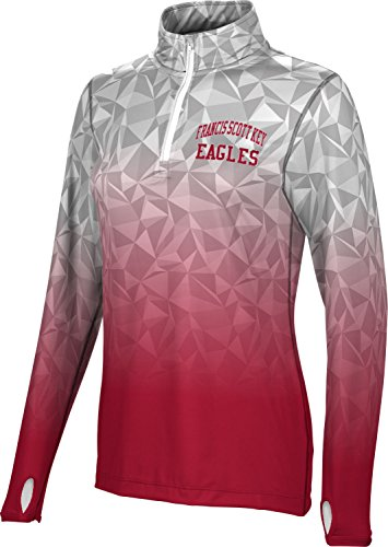 ProSphere Women's Francis Scott Key High School Maya Half Zip Long Sleeve