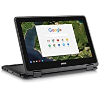 Dell Chromebook 11 3189 DP1T3 11.6-Inch Traditional Laptop (Black)