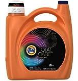 Tide Total Care Liquid Detergent Renewing Rain 150 Oz