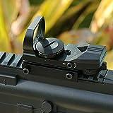 Feyachi Reflex Sight - Adjustable Reticle