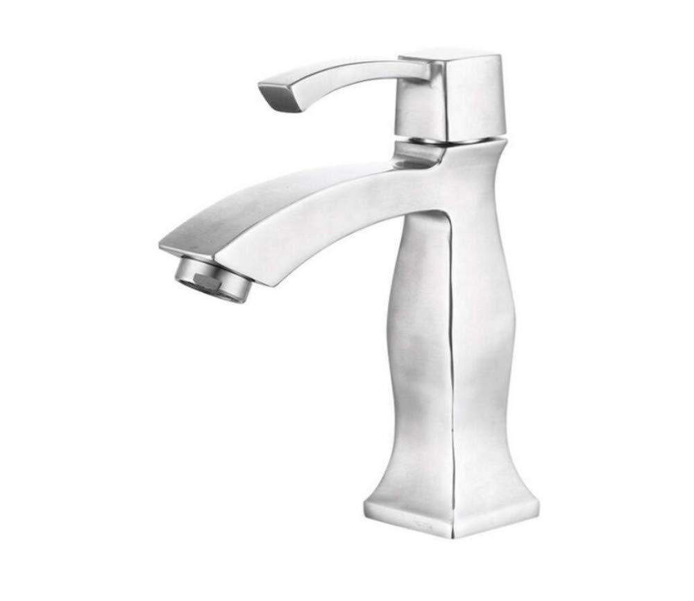 Taps Kitchen Sinkmono Spout Basinsingle Cold Basin Faucet