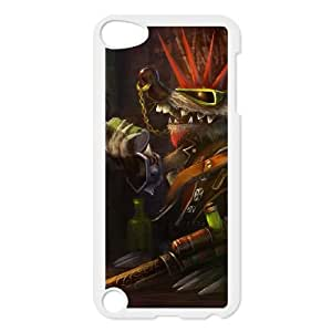 iPod Touch 5 Case White League of Legends Vandal Twitch KWI8873147KSL