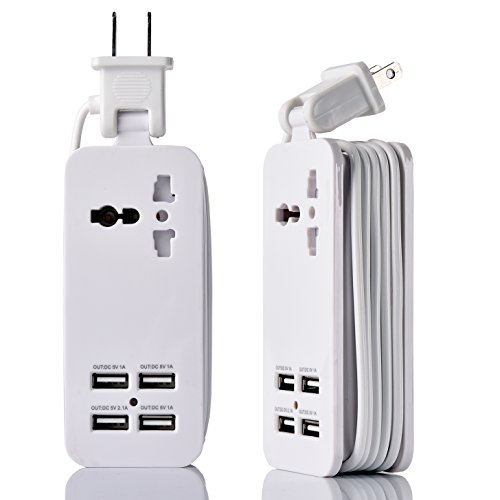 4 plug usb outlet - 8
