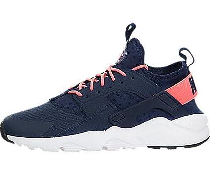 ae8fbbee8b1d7 Girls Nike Huarache Run Ultra GS Trainers 847568 401 UK 6 EUR 40 US 7Y   Amazon.co.uk  Clothing