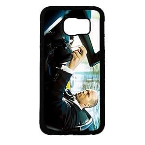Hot Design Jason Statham Phone Case Cover For Samsung Galaxy s6 Jason Statham Luxury Pattern
