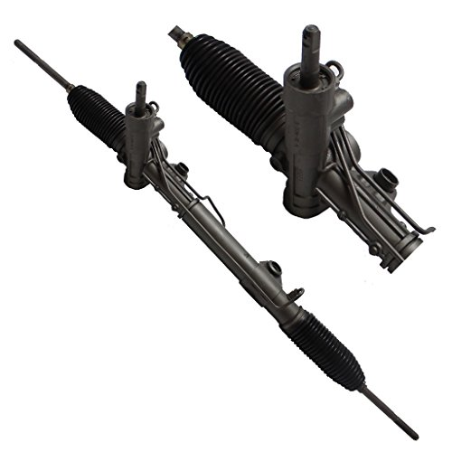 Detroit Axle Complete Power Steering Rack and Pinion Assembly 2002-2005 Jeep Liberty