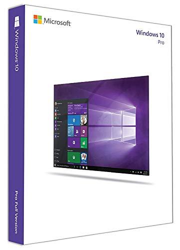 Windows 10 Pro 64 bit / 32 bit | USB Flash Drive | English New