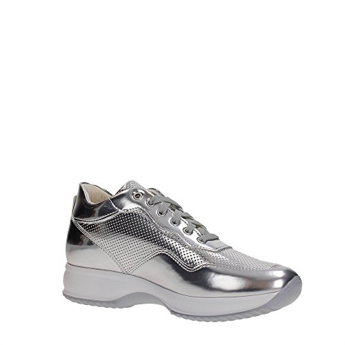 Blue Sneakers Byblos 38 672009 Femmes Argent r0rwfUq