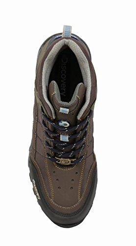 Product image of Discovery Expedition Womens Rugged Outdoor Mid Hiking Backpacking Boot Lace-Up