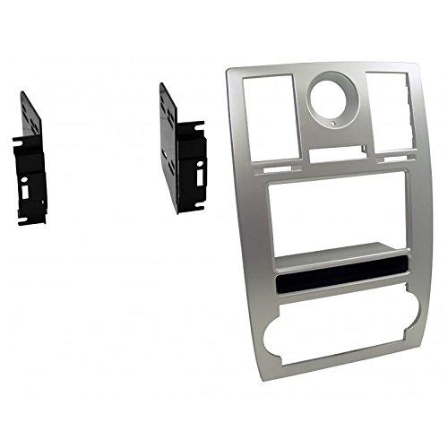 Car Radio Stereo CD Player Dash Install Mounting Trim Bezel Panel Kit ()