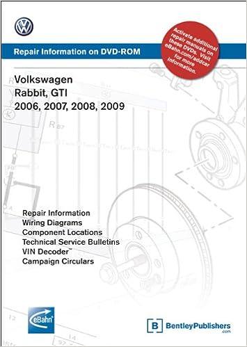 2007 volkswagen rabbit manual
