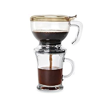 Zevro PROZ - Dispensador incred-a-brew gravedad goteo infusor de café taza Boelter Brands: Amazon.es: Hogar