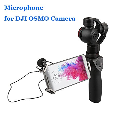 Topbest External Microphone Handheld Camera product image
