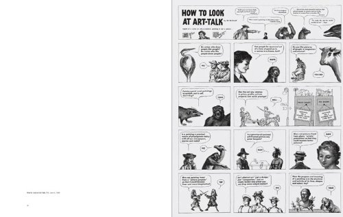 Ad Reinhardt How To Look At Modern Art