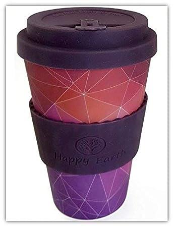 Stargazer Von Happy Earth Wiederverwendbare Oko Kaffeetasse 450ml