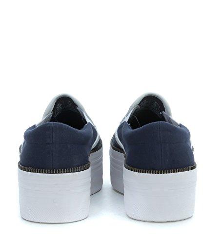 Jeffrey Campbell - Zapatillas para mujer Azul