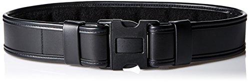 Bianchi 7955 PLN Black Ergotek Duty Belt (Size 34-36) - Leather Belt Inner Padding