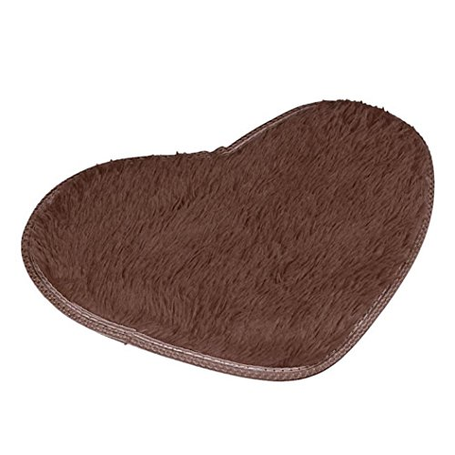 Non-slip Bath Mats Kitchen 4028cm Bathroom Carpet Kanhan Home Decor (Coffee) - Pts Coffee
