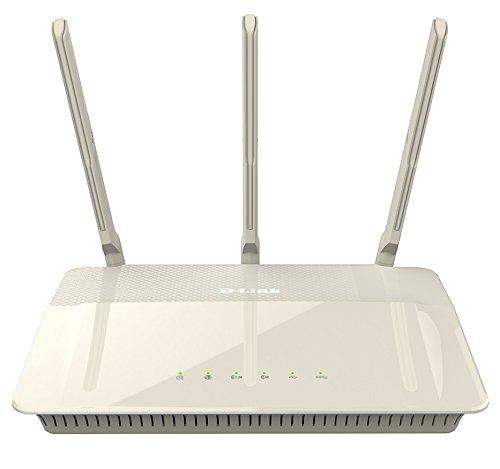 11 opinioni per D-Link DIR-880L Cloud Router Wireless, AC 1900, Dual Band, SmartBeam, Bianco