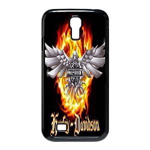 Harley Davidson Samsung Galaxy S4 9500 Cell Phone Case Black NRI5034110