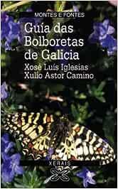 Guía das bolboretas de Galicia Turismo / Ocio - Montes E