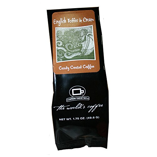 Coffee Beanery English Toffee and Cream - 1.75oz Try-Me-Sampler