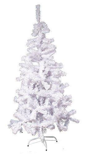 Weißer Tannenbaum Künstlich.Weißer Künstlicher Weihnachtsbaum Künstlich Weiß Tannenbaum Künstlich Weiß Xxl 500 Spitzen 180 Cm Weiß Künstliche Weihnachtsbäume Mit