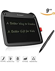 LCD Writing Tablet 9 inch, The Best Gift Electronic Drawing and Writing Board for Kids & Adults, Handwriting Paper Doodle Pad for School and Office Children