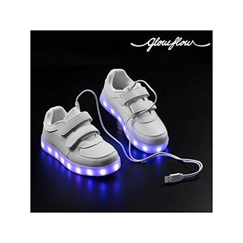 Baskets LED pour Enfants GlowFlow Kids - 30