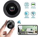 WiFi Hidden Spy Camera,Mini Spy Camera HD 1080P Wireless Security Camera for Home