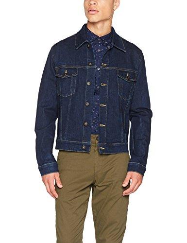 Uomo deep Blue 011 Cross In Giacca Blu Jeansjacke Jeans 4wTZxfq