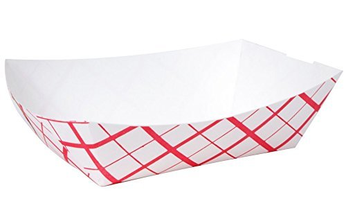 large paper food tray - 9