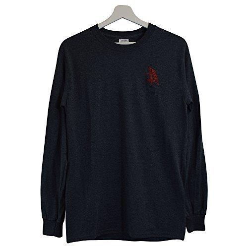 Hip Longues Fact Xxl Appelé T Hop Manches s shirt Foncé Recherche Marauders Minuit Chiné Tribal Actual 8OCwSqS