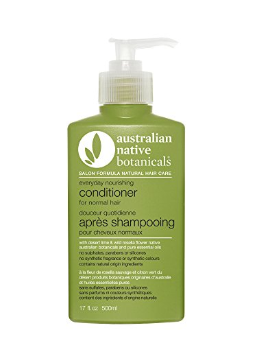 AUSTRALIAN NATIVE BOTANICALS Conditioner for Normal Hair, 17 (Australian Outback Animals)