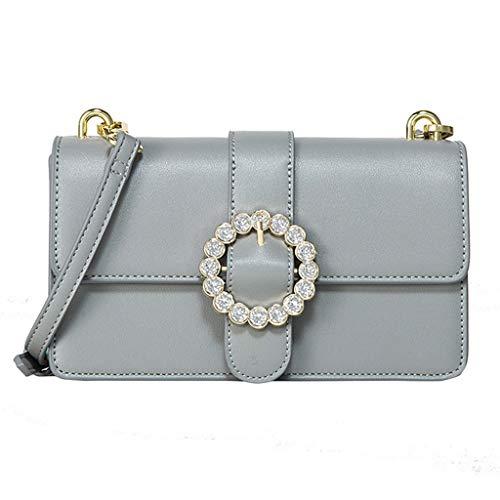 Salvaje D a Handbag Pequeño La Personalidad Diagonal De Mujer Cruz Cuadrado Bolso Nueva Hombro Pu 11q6gSR8wx