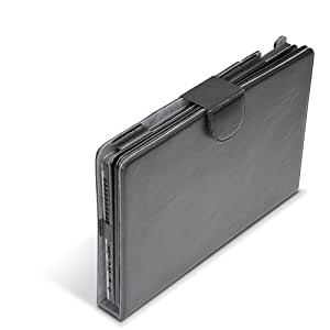 fujitsu keyboard and folio case bluetooth for stylistic q572 electronics. Black Bedroom Furniture Sets. Home Design Ideas