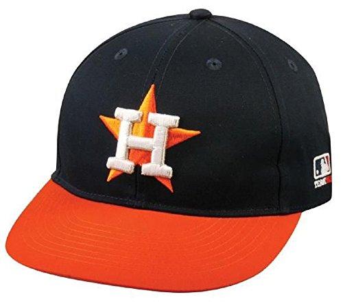 (OC Sports Adult MLB Licensed Replica Caps Huston Astros Road Baseball Hat MLB-300)