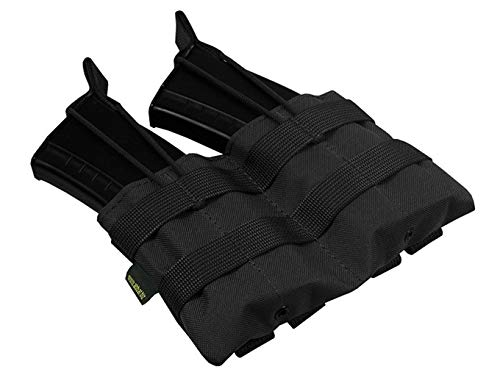 MOLLE Tactical Pouch 2 mg (Black)