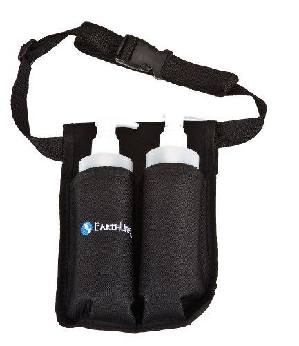 EARTHLITE Massage Bottle Holster Double Kit - Incl. - Massage Bottle Holster