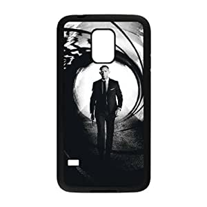 Generic Design Back Case Cover Samsung Galaxy S5 Mini Black 007 James Bond Rakpm Plastic Cases