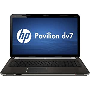 "HP Pavilion dv7-6185us Entertainment 17.3"" Notebook PC"